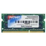 Patriot Memory 4 GB SO-DIMM DDR2 - 800MHz - (PSD24G8002S) Patriot Signature CL5