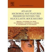 Atlas of Microbial Mat Features Preserved within the Siliciclastic Rock Record: Volume 2 by Juergen Schieber