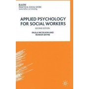 Applied Psychology for Social Workers by Paula Nicolson
