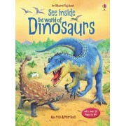 See Inside: World Of Dinosaurs by Alex Frith