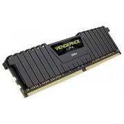 Corsair CMK8GX4M1A2400C14 Vengeance LPX 8GB (1x8GB) DDR4 2400Mhz CL14 Mémoire pour ordinateur de bureau haute performance avec profil XMP 2.0. Noir