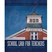 School Law for the Teachers by J. W. Webb