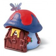 Schleich Smurfs Cottage Blue
