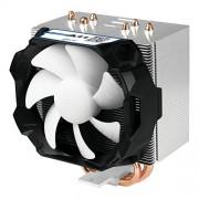 ARCTIC Freezer A11 - CPU Silenziosa da 150 Watt. Raffreddatore per prese AMD FM2 / FM1 / AM3+ / AM3 / AM2+ / AM2 con una ventola PWM migliorata da 92 mm - Facile da Installare - Complesso Termico Professionale MX4 incluso