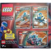 LEGO Life on Mars 78777 Alien Discovery (Special pack of sets 7308 7309 and 7311)