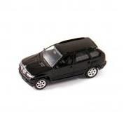 Welly BMW X5 fekete kisautó, 1:60-64