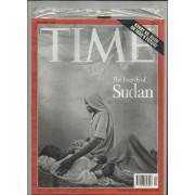 Time Du 4 Octobre 2004: The Tragedy Of Sudan