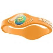 Pulseira Power Balance Silicone Neon Orange/White (Laranja) - PP (16cm)