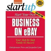 Start Your Own Business on eBay by Entrepreneur Press
