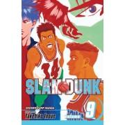 Slam Dunk, Volume 9 by Takehiko Inoue