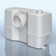 Statii compacte pentru evacuare ape uzate (uz casnic) SOLOLIFT2 WC-1 Grundfos