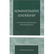 Administrative Leadership by Cameron Fincher