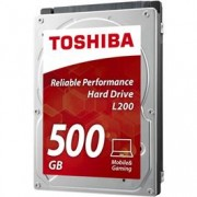 "Toshiba 2,5"" int.HDD DDIN 2.5 L200 500GB"