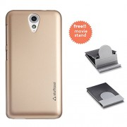 Stuffcool Element Hard Back Case Cover for HTC Desire 620G - Gold (EMHC620-GLD)
