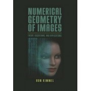 Numerical Geometry of Images by Ron Kimmel