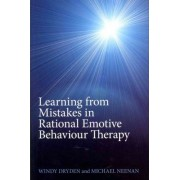 Learning from Mistakes in Rational Emotive Behaviour Therapy by Windy Dryden