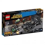 Lego Super Heroes Kryptonite Interception 76045