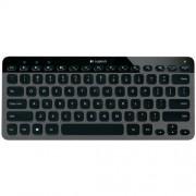 Tastatura Logitech Wireless Illuminated K810 Black