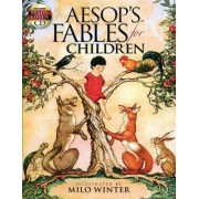 Aesop's Fables for Children by Milo Winter