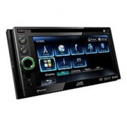 Jvc Kw Av61Bt - 6.1 Inch Touchscreen Bluetooth Av Receiver Double Din