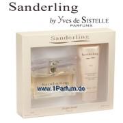 Paris Bleu Sanderling - Set für Damen, Eau de Parfüm, Körperlotion