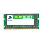CORSAIR-Value Select SO-DIMM DDR3-SDRAM 4 Go PC8500 - CM3X4GSD1066 (Garantie 10 ans par Corsair)-