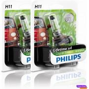 Philips H11 LL EcoVision ( 2 Lâmpadas )
