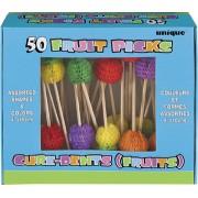 50 Honeycomb Fruit Picks