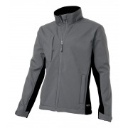 Soft Shell Jack Bi-color - Tj2000greyblackxl