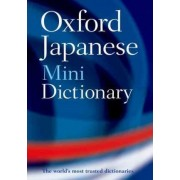 Oxford Japanese Mini Dictionary by Oxford Dictionaries
