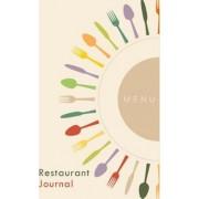Restaurant Journal by Blank Books Journals