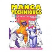 Manga Techniques: V. 3: Robot Design Techniques For Beginners