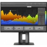 Monitor LED 24 HP Z24nf IPS Full HD Negru