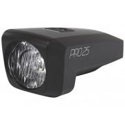 Cube Pro 25 - Éclairage avant - noir Lampes avant
