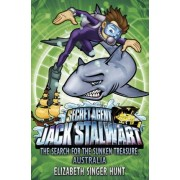 Jack Stalwart: The Search for the Sunken Treasure by Elizabeth Singer Hunt
