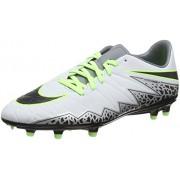 Nike Hypervenom Phelon ii fg, Botas de Fútbol para Hombre, Plateado (Plateado (Pure Platinum/Black-Ghost Green))