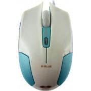 Mouse gaming E-Blue Cobra Type-S Albstru