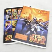 2 db Star Wars füzet A5 - többféle 2011