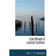Cardboard Construction by Wm C a Hammel