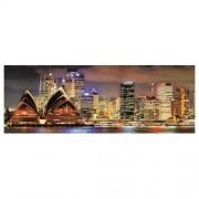 Educa Sydney éjszaka panoráma puzzle, 1000 darabos