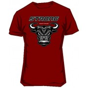 Scitec Collection Tričko Strong Like a Bull
