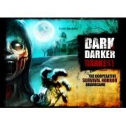 Dark Darker Darkest - Juego de tablero, 2 a 5 jugadores (Queen Games 4010350000000) (versión en inglés)