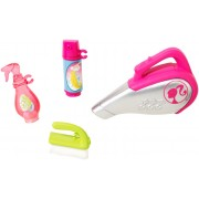 Set accesorii Barbie Mini Clean In - Mattel CFB50-CFB57