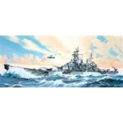 Macheta Vapor Revell Battleship Uss Missouri