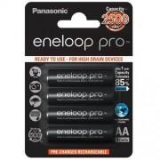 Panasonic Eneloop PRO AA 2500mAh 500 cykli 4szt.