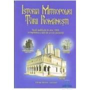 Istoria mitropoliei Tarii Romanesti