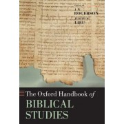 The Oxford Handbook of Biblical Studies by J. W. Rogerson