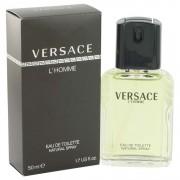 Versace L'homme Eau De Toilette Spray 1.6 oz / 47.31 mL Men's Fragrance 402314