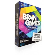 Brain Games - The Game - Based on the Emmy Nominated National Geographic Channel TV Series by Buffalo Games