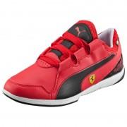 Puma Ferrari Valorosso Jr red
